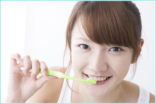虫歯の感染